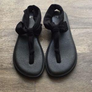 Sanuk Flip Flops - Yoga Sling Ella